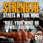 strength starts in the mind
