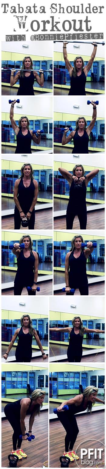 tabata shoulder workout