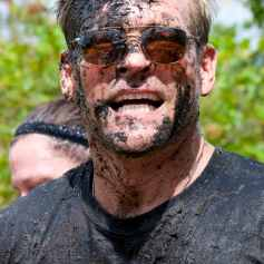 mud run face