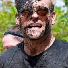 mud run face