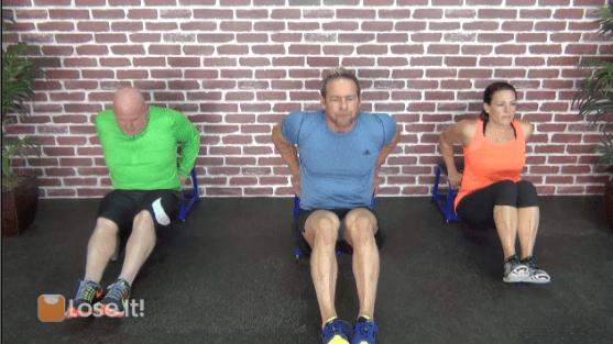 loseit workout