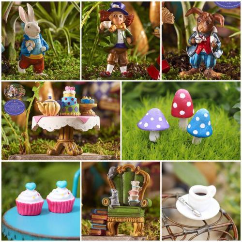 Medium Crop Of Miniature Garden Kits