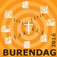 Foto´s Nationale burendag bij de Open Hof Kerk op Aalsmeervandaag