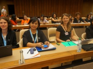 Peserta Training on Women's Human Rights Advocacy for Faith-based Organizations