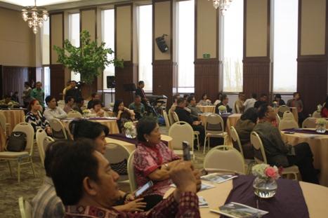 Peserta Indonesian Christian Leader Fellowship