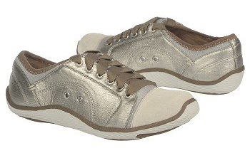 The Jamie sneaker by Dr. Scholl's Shoes is both comfortable and stylish.