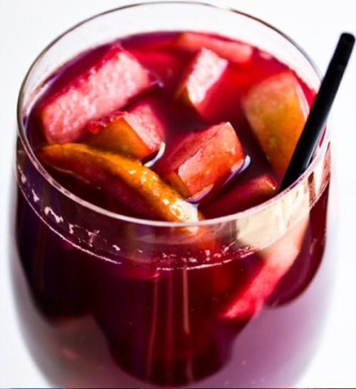 Healthier Holiday Cocktails   SpryLiving.com