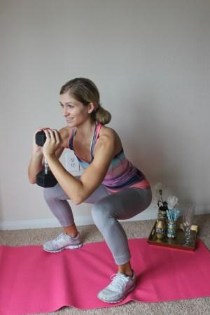 goblet squat 2