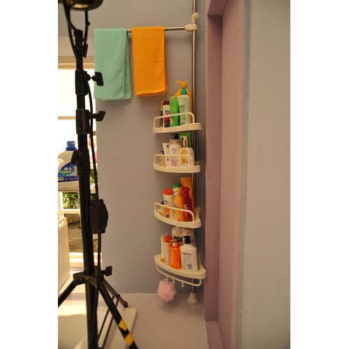 Medium Crop Of Adjustable Corner Shelf