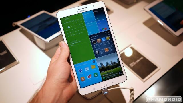 Samsung Galaxy Tab Pro 8.4 DSC05087