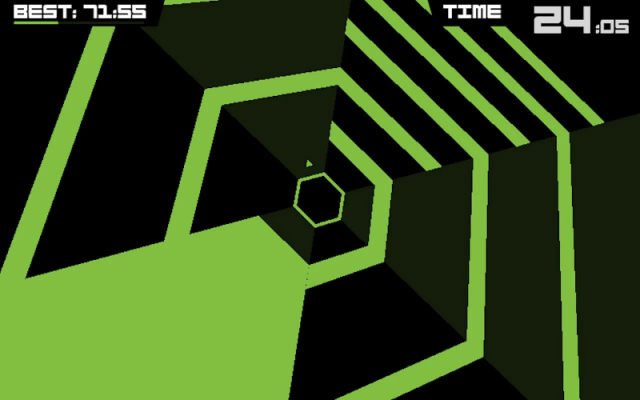 s hexagon