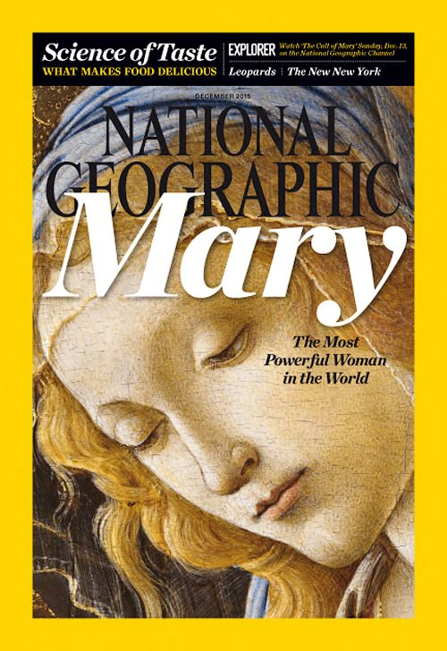 Mary - The most powerful woman