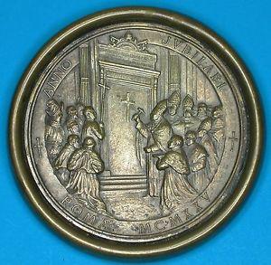 Holy door medal