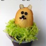 Groundhog Cookies, Groundhog Day