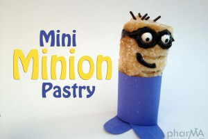 Minion party food, minion snacks