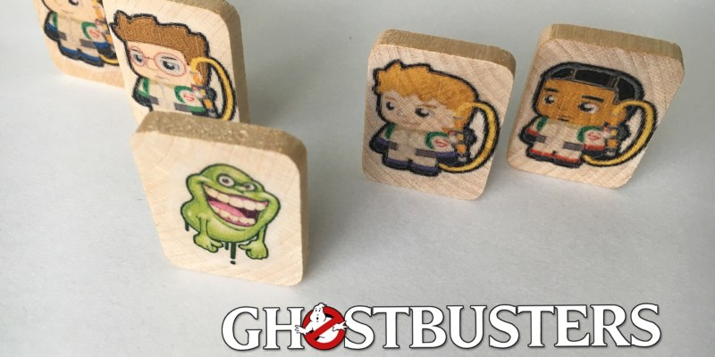 DIY Ghostbusters Toys