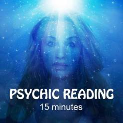 15 minute Psychic Reading