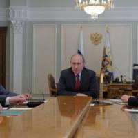 Путин рассказал правозащитникам о том, что будет с НКО