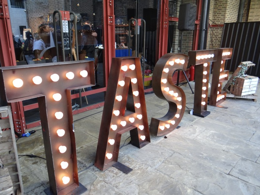 Taste of London at Tobacco Dock