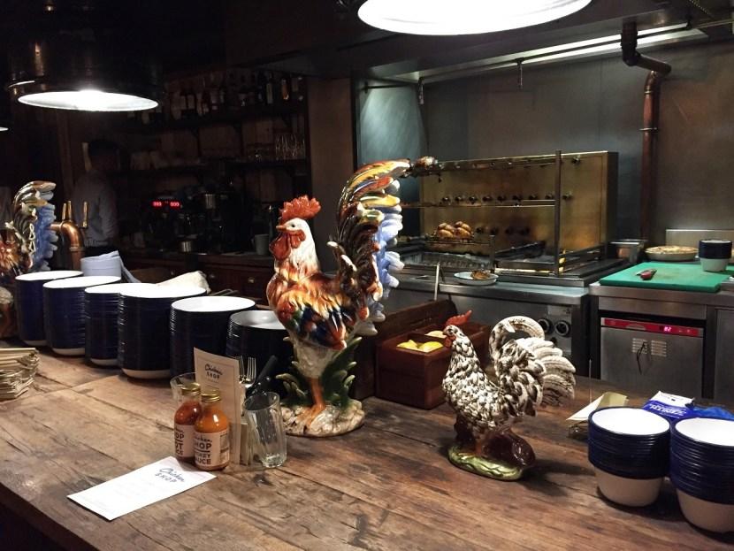 Chicken Shop Holborn Hoxton