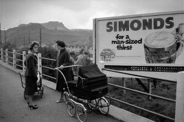 G.B. WALES. South Wales valleys. 1961.