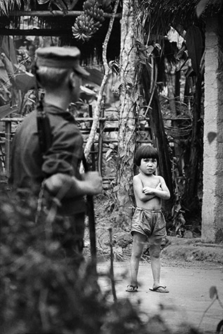 VIETNAM. South Vietnam. Danang. 1967