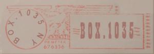 BOX 1035 logo