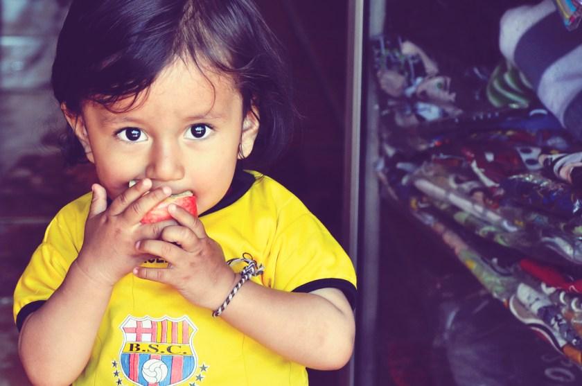 Faces of Ecuador I