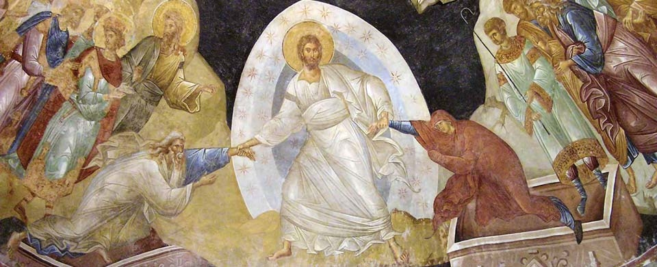 Paschal Epistle of His Eminence Metropolitan Hilarion