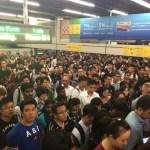Shame of the MRT