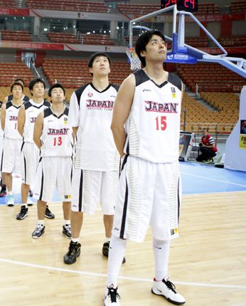 Japan Basketball Team