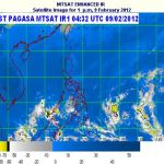 PAG-ASA Bulletin Reported Low Pressure Area East of Mindanao