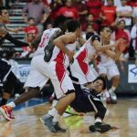 San Beda Defeated Letran on NCAA Finals Game 1