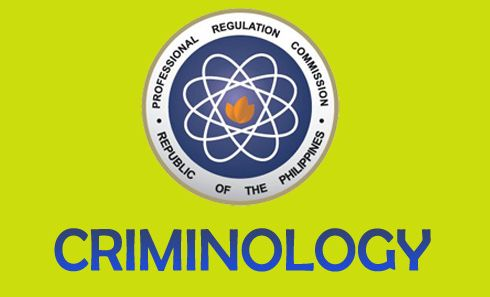 Criminologist Board Exam results
