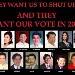 Senators Who Supported Anti-Cyber Crime Law Under Attacked by Netizens