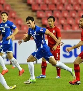 Philippines vs. Myanmar Scores Live