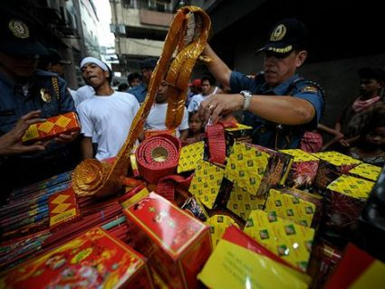 Firecrackers Banned Philippines