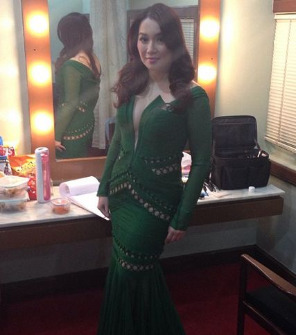 MMFF 2012 Awards Night Kris Aquino