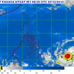 Typhoon Bopha Enters Philippines PAG-ASA Weather Updates