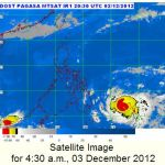Typhoon Pablo Updates Storm Signals Released