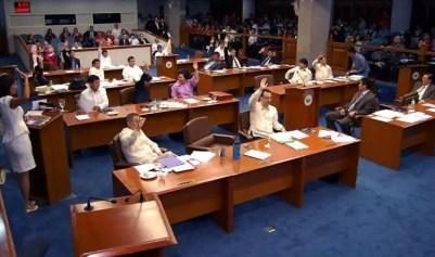 Senators Voted For RH Bill