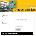 USTET 2013 Results Released Online Inquiry Form
