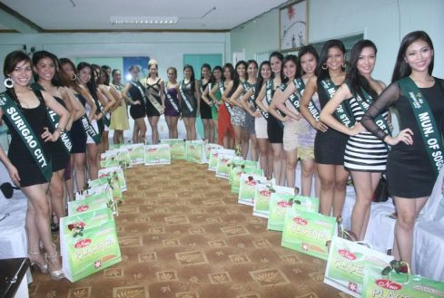 Miss Earth Philippines candidates