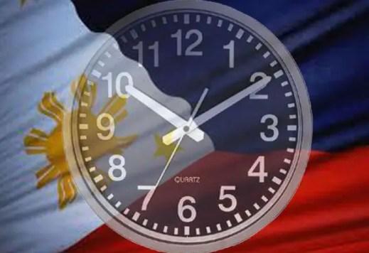 Philippine Standard Time