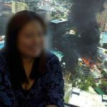 Makati City Fire Selfie Photo Went Viral