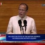 SONA 2013 of Pres. Aquino Full Replay Video