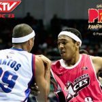 Calvin Abueva Leading PBA's MVP & Rookie Race for the 38th Season