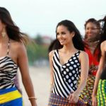 Miss World 2013 Beach Fashion Finalists Photo Shoot Megan Young Shines