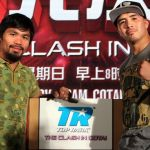 Manny Pacquiao Guaranteed $18 Million for the November 24 Fight vs. Brandon Rios