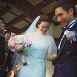 Chris Tiu's Wedding Photo with Clarisse Ong Went Viral